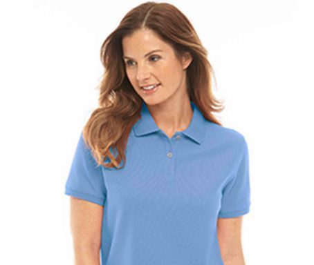 Blue Corner Polo Shirt